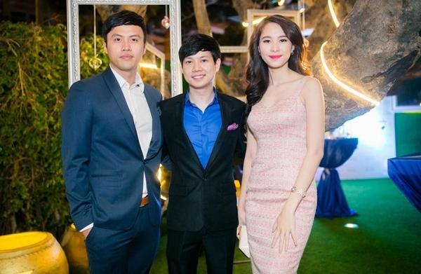 Được biết, người yêu của Hoa hậu là Nguyễn Trung Tín, một doanh nhân trẻ và khá thành đạt. Ảnh: internet.