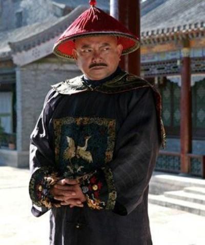 Nghệ sỹ Vương Cương ngày ấy. Ảnh: internet.