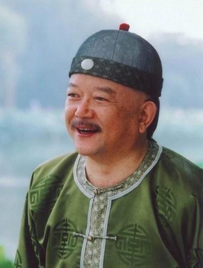 Vai Hòa thân của nghệ sỹ Vương Cương đã không còn xa lạ với mọi khán giả. Ảnh: internet.
