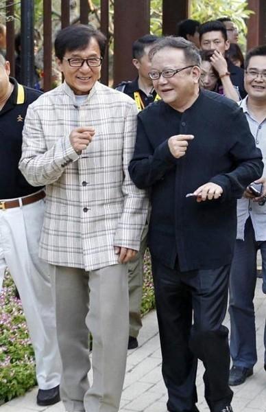 Hiện tại, Vương Cương đã lui về ở ẩn và ít khi tham gia đóng phim. Ảnh: internet.