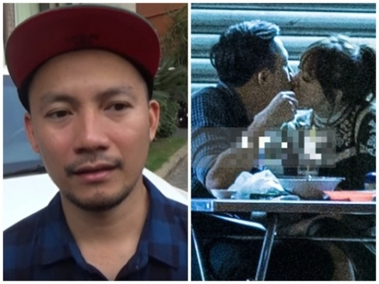 Tiến Đạt tỏ ra không quan tâm trước việc Trấn Thành và Hari Won yêu nhau. Ảnh: Internet.