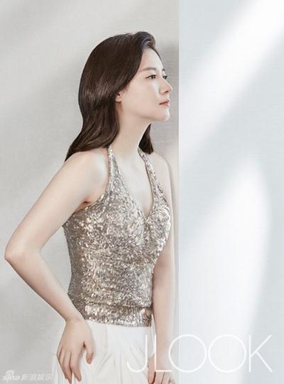 Được biết, trong bộ phim này cô sẽ đóng cùng với tài tử Song Seung Heon, kém cô 5 tuổi. Ảnh: internet.