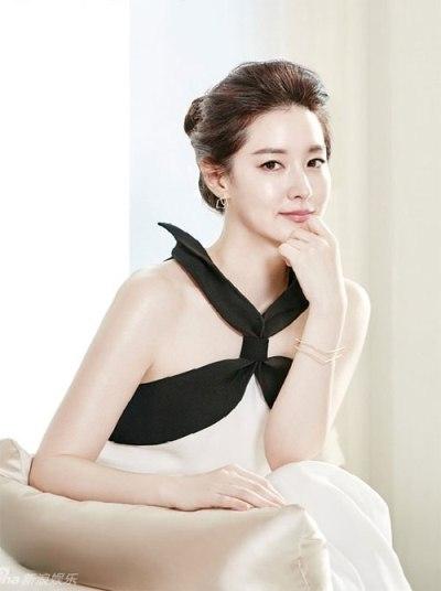 Cô được xem là viên ngọc sáng của làng giải trí Hàn Quốc. Ảnh: internet.