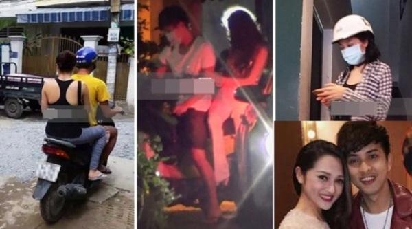 Trước đó, Hồ Quang Hiếu từng dính nghi án hẹn hò với ca sỹ Bảo Anh. Ảnh: internet.