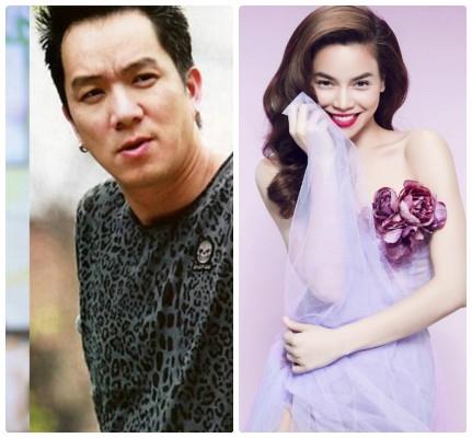 Hồ Ngọc Hà từng bị cho là đã chen ngang vào cuộc hôn nhân kéo dài 10 năm của Huy Mc và ca sỹ Thu Phương. Ảnh: internet.