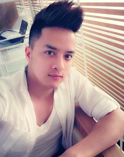 Cao Thái Sơn từng bị tố gạ tình ,dụ dỗ một hotboy Việt Kiều. Ảnh: internet.