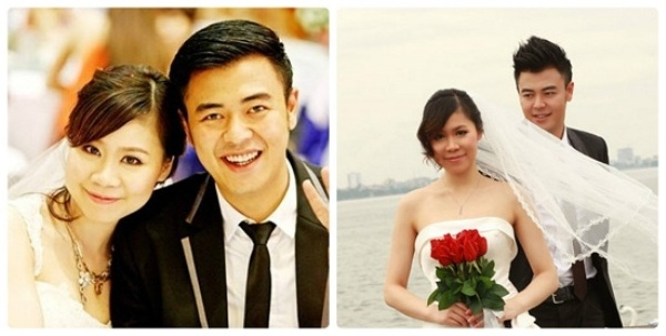 Cận cảnh nhan sắc xinh đẹp của Thanh Huyền- Vợ MC Tuấn Tú.