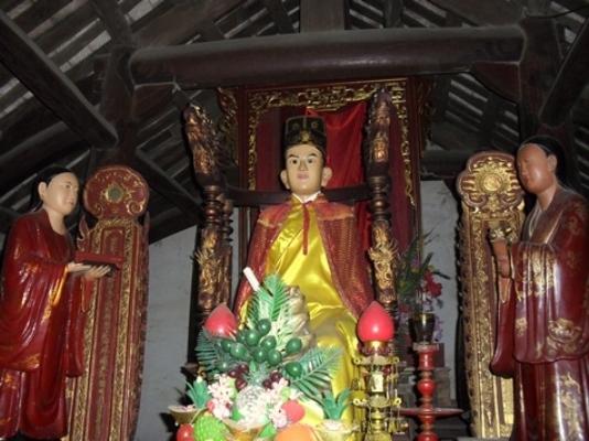 Thần Linh Lang là một hiện thân nhiều ý nghĩa nhất của thần rắn.
