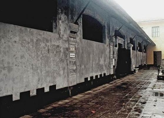 Nhà tù Hỏa Lò.