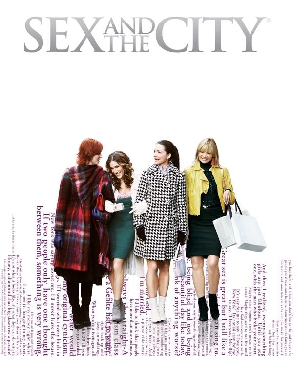 4 cô nàng trong phim
