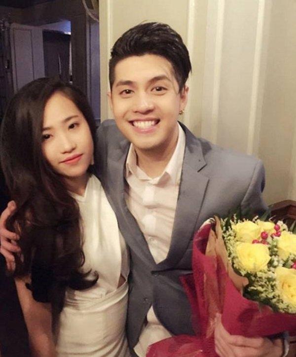 Sau hàng loạt những ti đồn,cô gái lên tiếng cho rằng mình chỉ đơn thuần là một fan hâm mộ của Noo Phước Thịnh.