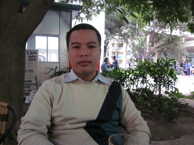 TS. Lê Quang Minh - Trưởng phòng nghiên cứu an toàn hệ thống thông tin, Đại học Quốc gia Hà Nội.