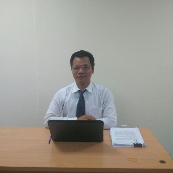 LS Phạm Than Tuấn.