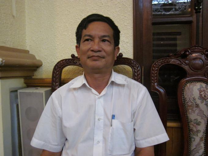 TS Hoàng Văn Hùng, nguyên trưởng bộ môn Luật hình sự Đai học luật Hà Nội (Ảnh Phapluatplus.vn).