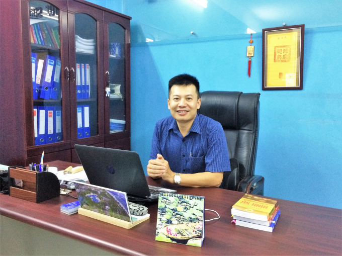 LS Hòang Minh Hiển trao đổi với PV Phapluatplus.vn.