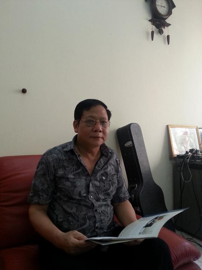 Ông Bùi Văn Việt (nguyên Giám đốc Apatit Lào Cai).