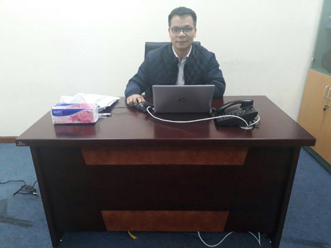 Thạc sỹ LS Phạm Thanh Tuấn, Giám đốc công ty luật Viêtin.