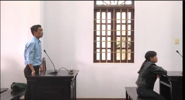 Ông Nguyễn Đăng Tải khẳng định tại tòa, không nhìn thấy ông Tuấn đánh bà Thảo.