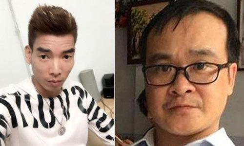 Thân Thái Phong và Lê Thanh Tùng (Ảnh: internet).