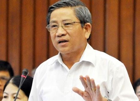 GSNguyễn Minh Thuyết- nguyên Phó Chủ nhiệm Ủy ban Văn hóa, Giáo dục, Thanh niên, Thiếu niên và Nhi đồng của Quốc hội