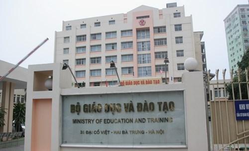 Bộ GD&ĐT vừa có văn bản gửi tới các cơ sở giao dục đào tạo về việc có nhiều đối tượng đang mạo danh cán bộ VP Bộ.