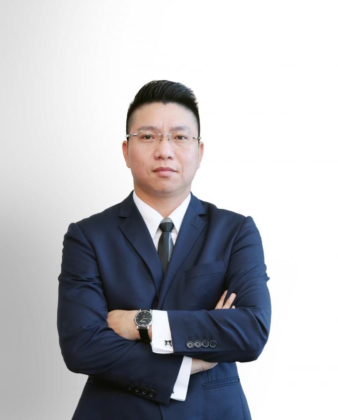 Ông Trần Văn Mạnh - Chủ tịch kiêm Tổng giám đốc BID Việt Nam.