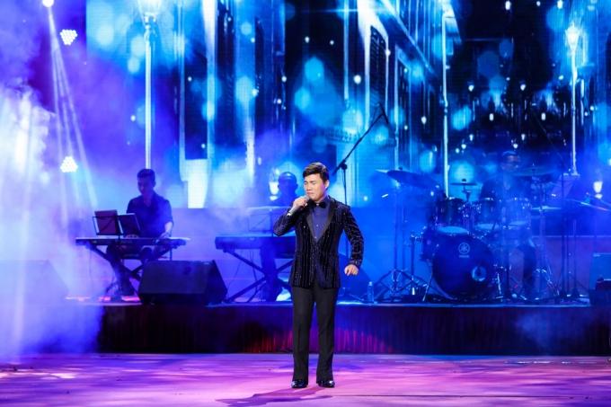 Quang Linh quá ngọt và quá tình khi hát Giã từ.