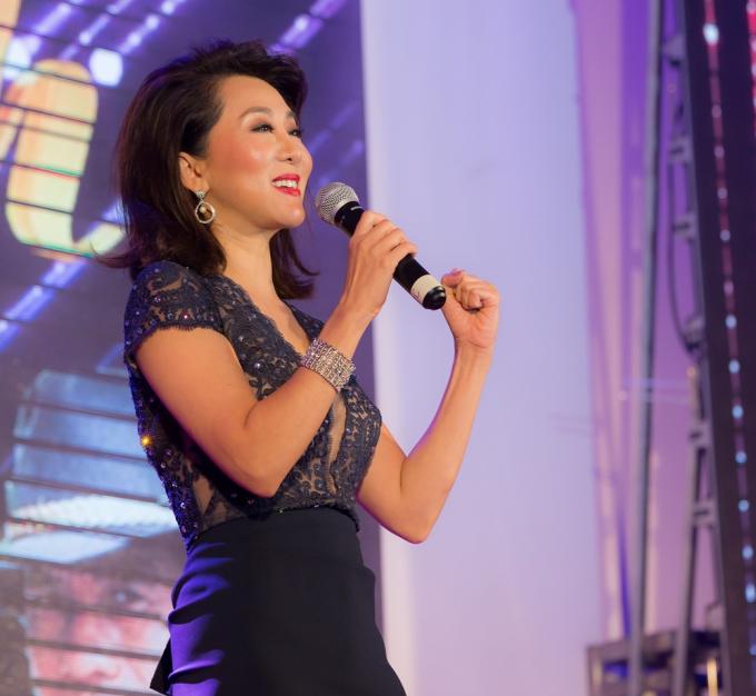 MC Nguyễn Cao Kỳ Duyên tiếp tục làm MC trong liveshow tại Phan Thiết tới.