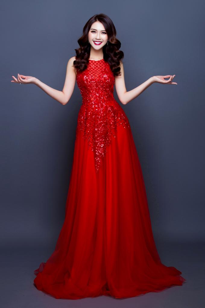 Tường Linh sẵn sàng dự thi Hoa hậu sắc đẹp Châu Á 2017