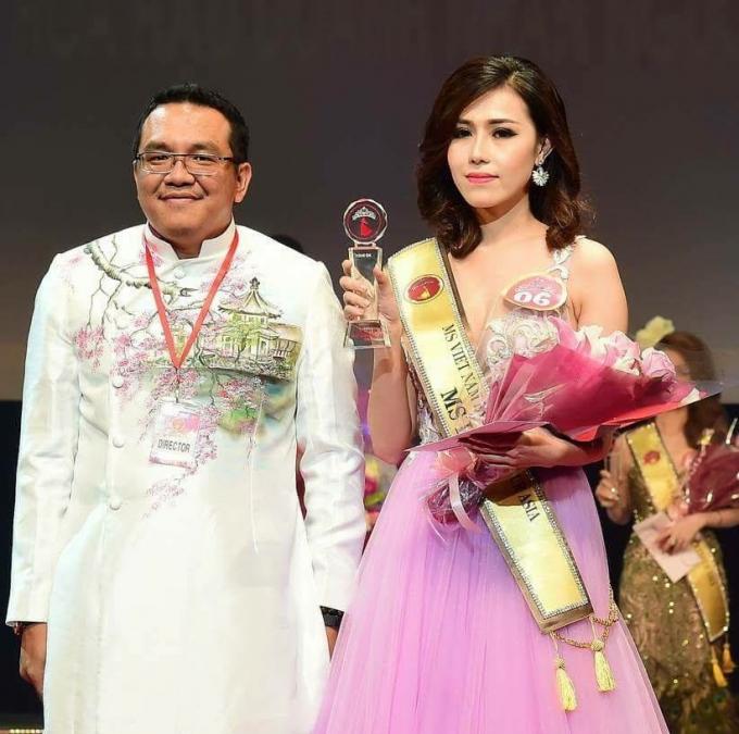 Phan Quỳnh Ngân cũng trở thành Á hậu doanh nhân trẻ nhất Việt Nam cho tới thời điểm hiện tại.