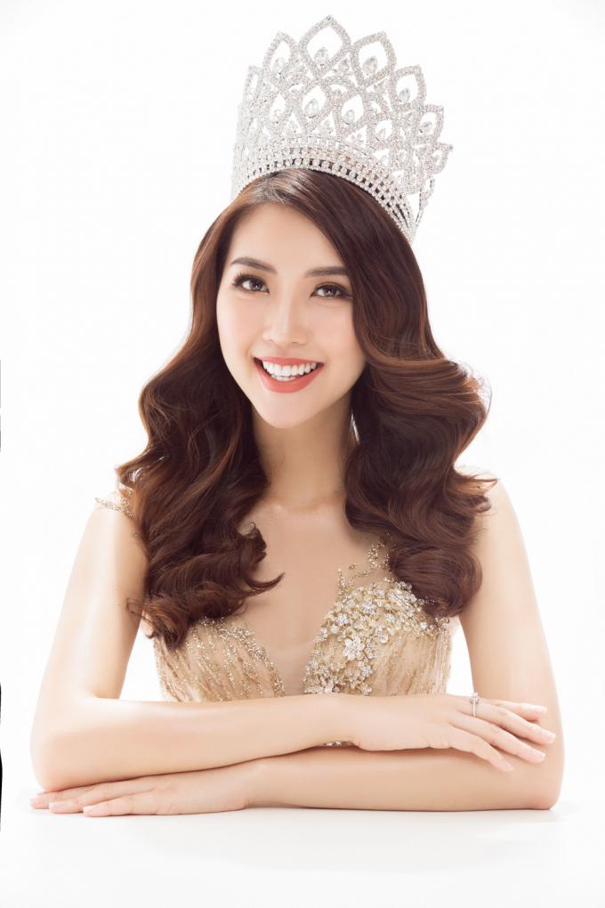 Tường Linh đã chính thức tham gia ghi hình cho chương trình The Face 2017.