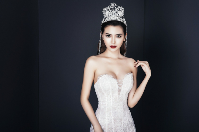 Ngọc Duyên là người đẹp Việt Nam đầu tiên đăng quang cuộc thi này năm 2016.