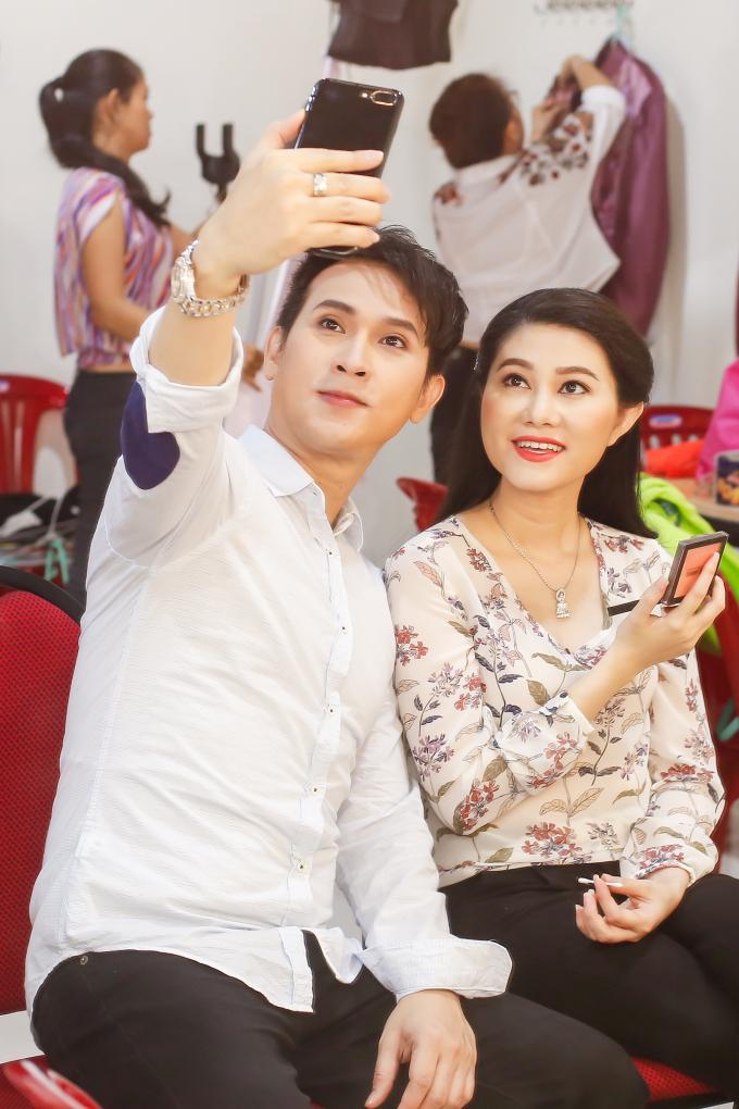 Danh ca Thái Châu không khó xử khi chỉ chọn một thí sinh Sao Nối Ngôi