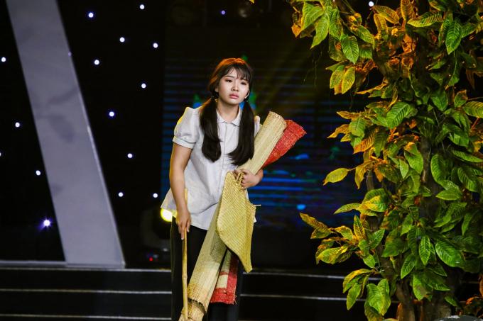 Sao nối ngôi tập 10: Sân khấu Mưa nửa đêm đầy hoài niệm của Bạch Tuyết - Thái Châu