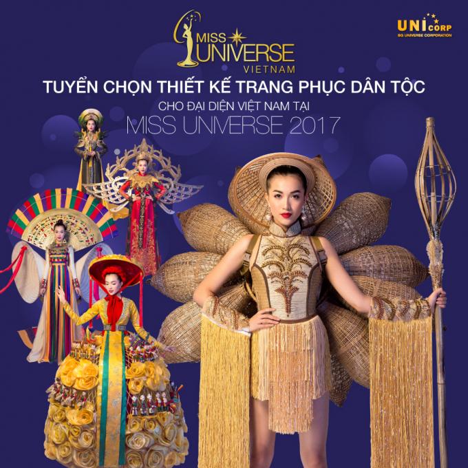 """Phát động cuộc thi """"Thiết kế quốc phục cho đại diện Việt Nam tham gia Miss Universe"""""""