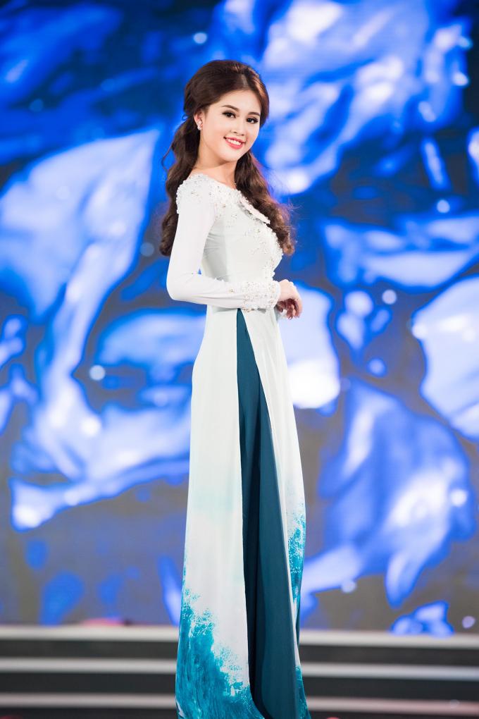 Xuất hiện cô gái Học viện Cảnh sát, Học viện Hàng không tại Hoa hậu Hoàn vũ Việt Nam 2017