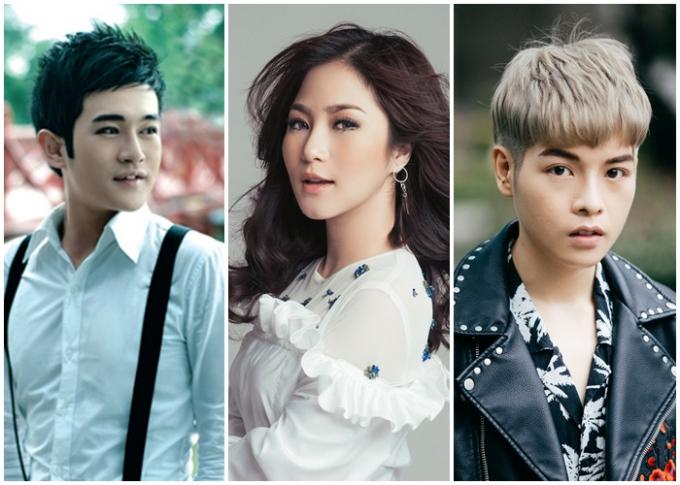 Ca sĩ Minh Quân, Hương Tràm, Đức Phúc sẽ tham giaGala Wedding Fashion Show và Ca nhạc.