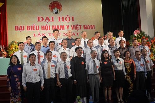 Hội Nam Y Việt Nam thành lập tháng 5 năm 2015.