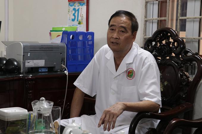 Lương y, TS. Nguyễn Hữu Khai.
