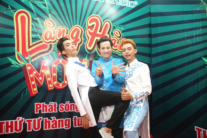 """Casting phim hài Sitcom """"Tám công sở""""do Huỳnh Tiến Khoa, Hoàng Mèo làm đạo diễn"""