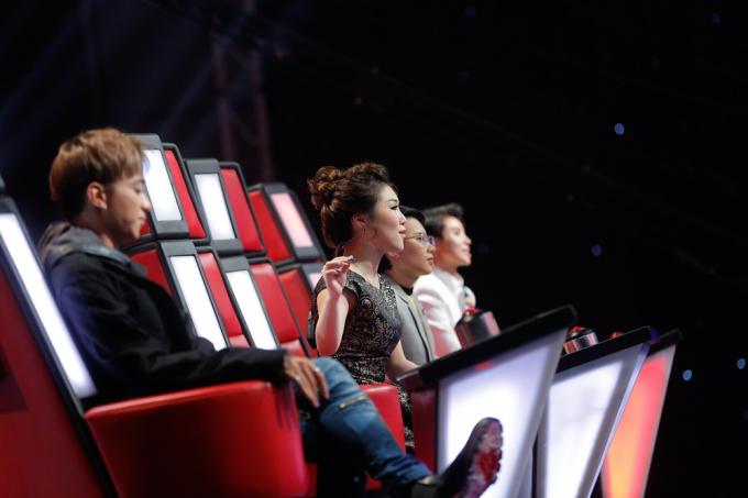 Giọng hát Việt 2017 tập 1: Vũ Cát Tường và Soobin Hoàng Sơn