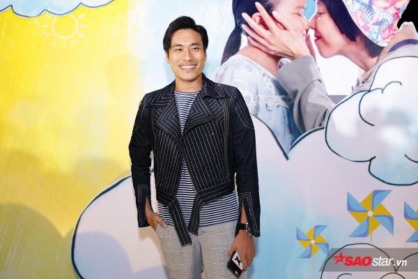 Nam diễn viên Kiều Minh Tuấn.