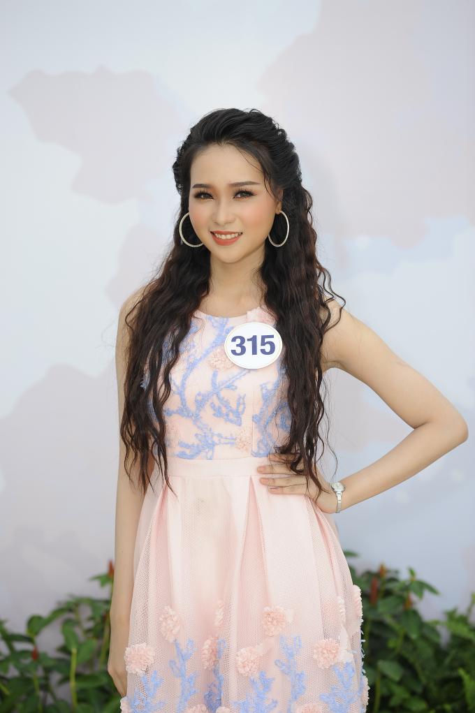 Hoàng Thùy lọt vào bán kết Hoa hậu Hoàn vũ Việt Nam 2017