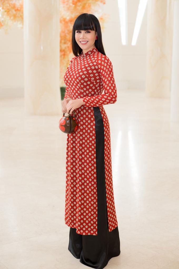 Trương Thị May, Tường Linh, Thùy Trang đồng loạt diện áo dài làm đại sứ quỹ vì trẻ em