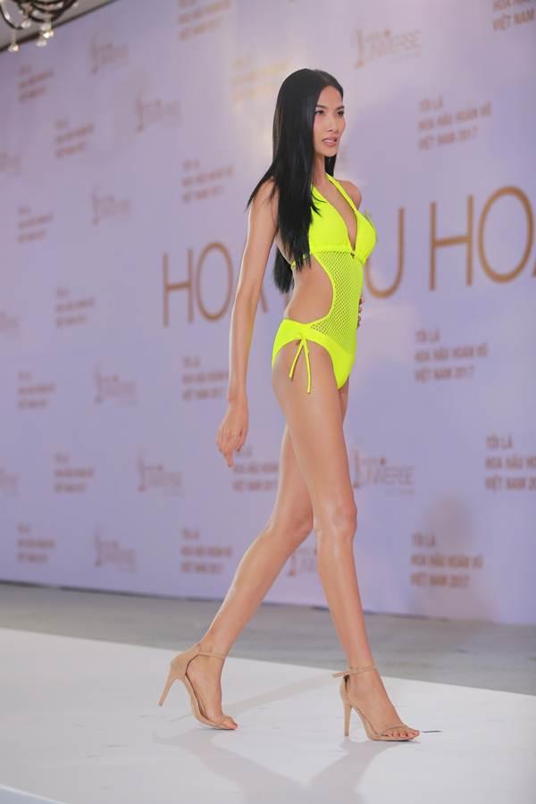 """Những câu chuyện đầy ý nghĩa trong tập 1 """"Tôi là Hoa hậu Hoàn vũ Việt Nam 2017"""""""