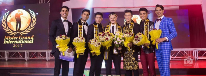 Tiến Đạtxuất sắc lần lượt giành chiến thắng tại hai cuộc thi dành cho Nam vương Hòa bình Quốc tế (Mister Grand International).