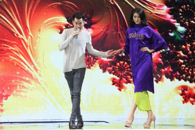 Sơn Tùng M-TP, Tóc Tiên, S.T, Hồ Trung Dung miệt mài tập dợt sẵn sàng cho đêm bán kết Hoa hậu Hoàn vũ Việt Nam 2017