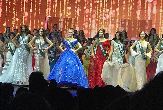 Hoa hậu Trái đất 2017: Philippines đăng quang, Hà Thu dừng top 16 đầy tiếc nuối
