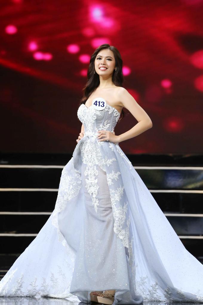 Hoàng Thùy, Mâu Thủy, Cẩm Tiên lọt chung kết Hoa hậu Hoàn vũ Việt Nam 2017