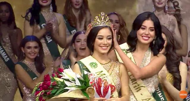 Miss Earth Air - người đẹp đến từ Nga.